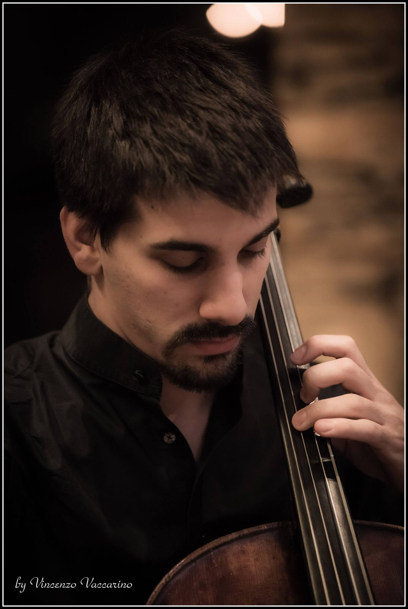 foto Giacomo cello